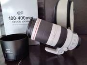 Objektiv Canon EF 100-400 mm
