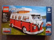 Lego Creator VW Bus 10220