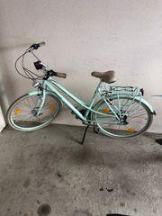 Neuwertiges City-Bike Almrausch Marlies