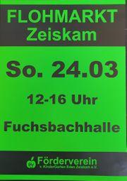 Flohmarkt in Zeiskam