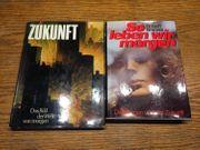 Bücher Zukunft Zukunkftsromane je 1