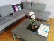 Elegante comfort-Couch Ecksofa