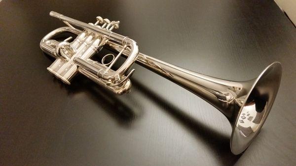 C Trompete Yamaha YTR 9445