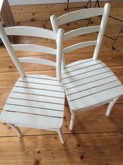 Stühle massiv Holz