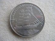 Medaille Segelschulschiff Gorch Fock aus