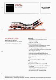 Motor-Lattenrost funkgesteuert