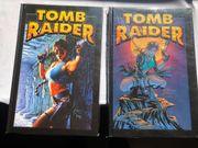 Tomb Raider Comic Sammlung