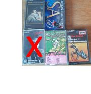 gebrauchte Musikkassetten- Hörspielkassette 80 90er