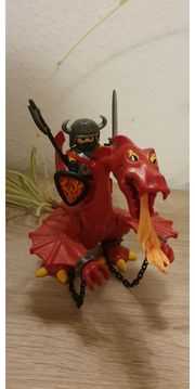 Playmobil Roter Drache