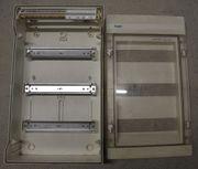 Elektroverteiler Verteilerkasten aufputz 3-reihig