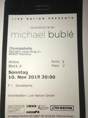 Michael Bublé Ticket