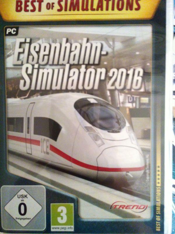 Eisenbahn-Simulator 2016