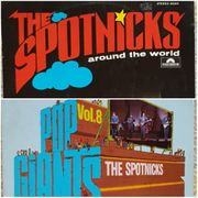 2x THE SPOTNICKS Vinyl-LPs von