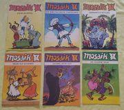 Mosaik Abrafaxe Jahrgang 1987 12