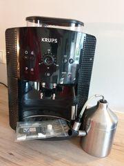 Krups Kaffemaschine mit Cappuccino Caffe