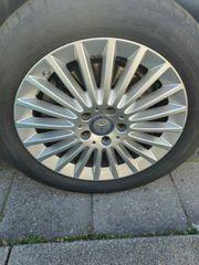 Original Mercedes 17 Zoll Alufelgen
