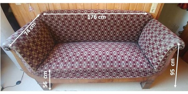 Urige Antike Couch