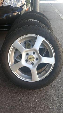 Winter 195 - 295 - 4 Winter Reifen 205 55