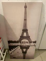 Leinwandbild - Eiffelturm