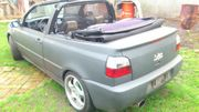 VW Golf 3 Cabrio in
