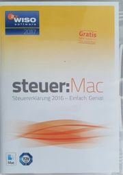 WISO Steuer für MAC 2016