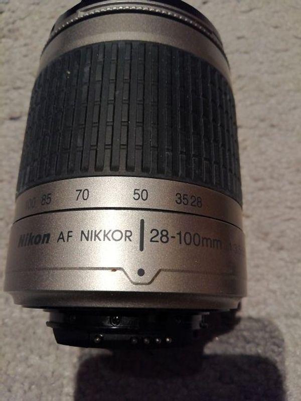 Nikon AF 28-100mm 3 5-5