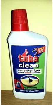 Tuba Clean Teppichreiniger NEU Konzentrat