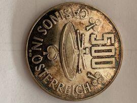 Münze 500 Casinos in Österreich: Kleinanzeigen aus Ludesch - Rubrik Münzen