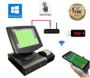 15 Kassensystem Kellnerterminal Touchscreen für