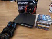 PS3 Konsole Thrustmaster Gaming Wheel