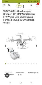 Drohne ganz neu
