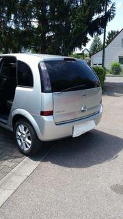 Opel Meriva 1 6 benziner