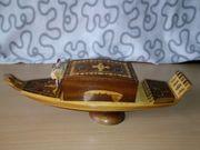 Zigarettenspender Spieluhr Gondel