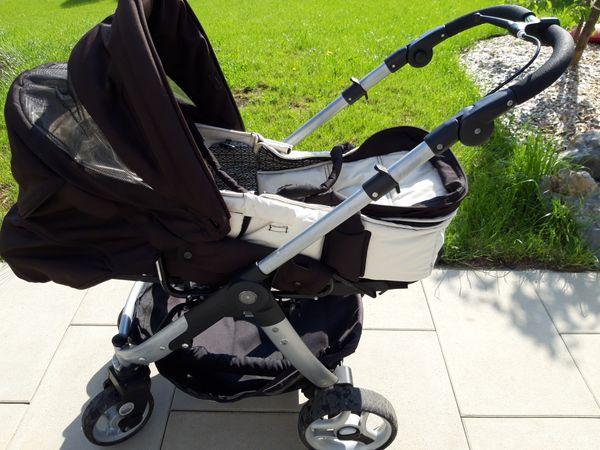 Verkaufe Kinderwagen von Teutonia