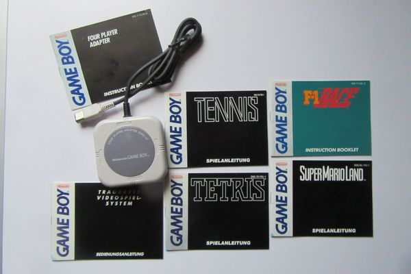 Game Boy Adapter DMG07 und