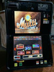 Automaten zu Verkaufen