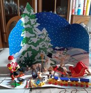 Playmobil Adventskalender 3850 Winterlandschaft m