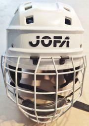 Jofa Eishockeyhelm mit Gitter Gr