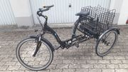 PROPHETE E-Bike Dreirad 26 Navigator