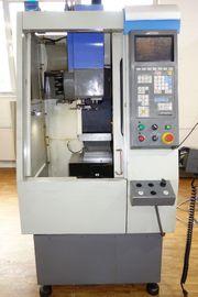 Brother TC-2 Vertikal CNC Fräsmaschine