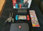 Nintendo Switch 32GB Rot Blau