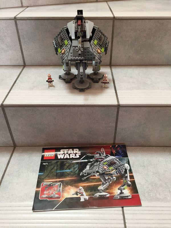 LEGO Star Wars 7671 - AT-AP