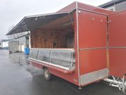 Verkaufsanhänger Imbissanhänger Imbisswagen Verkaufswagen Foodtruck