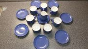 Friesland Ammerland Blue Kaffee-Set
