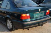 BMW e36 Limousine Heckklappe schwarz