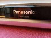 Panasonic DMR EH595 DVD Festplattenrekorder