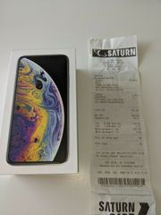 Apple iPhone XS - 64GB - Silber