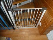 Treppengitter Metall zum Klemmen Befestigung