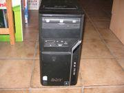 4x-PC-RECHNER-ACER-320GB-4GB-WIN--MONITOR-17-19Z-PC-120GB-2GB--AB 50 -150 -PRO-PC