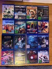Bluray 3D Bluray und DVD